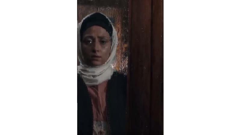 الهام طهموری، بازیگر نقش وارش در سوگ پدر