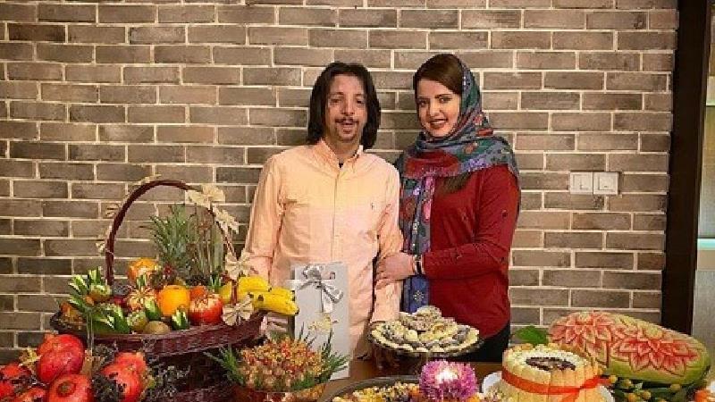 زندگی عاشقانه فرهاد و مهسا ایرانی؛ زوج مشهور ماه عسل