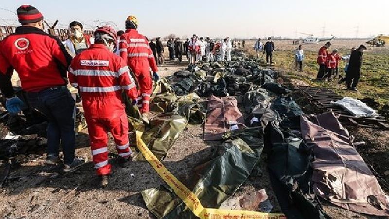 علت سقوط هواپیما از زبان رییس سازمان هواپیمایی