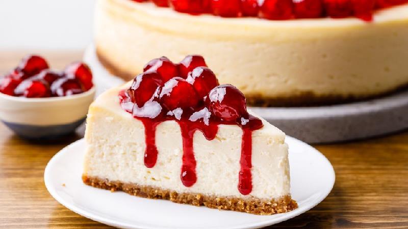 دستور پخت کامل چیز کیک بهعنوان دسر پرطرفدار