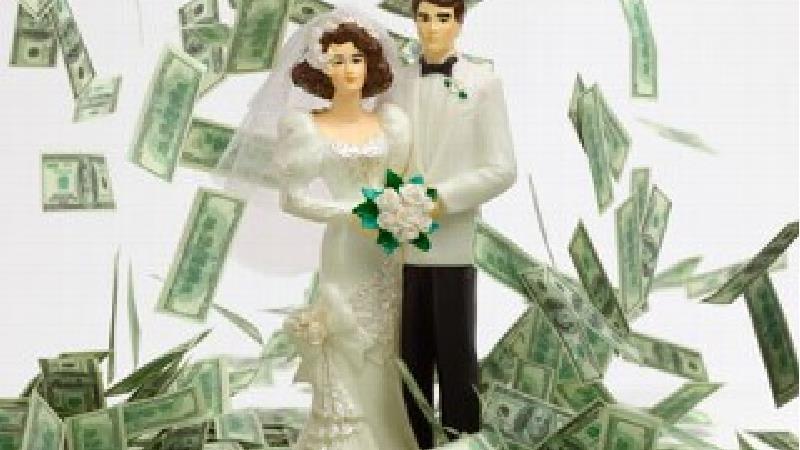 خواسته عجیب عروس خانم از مهمانان جشن ازدواج