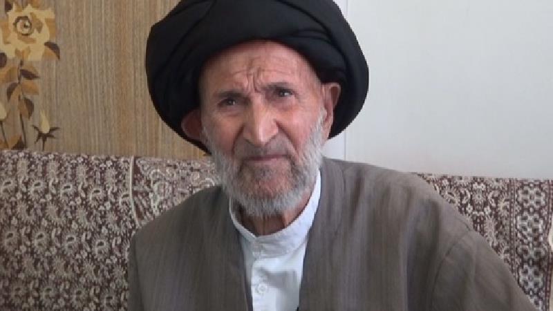 راز سلامتی پدربزرگ 123 ساله زنجانی