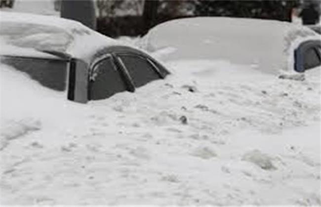 7 کشته در برف سنگین گیلان