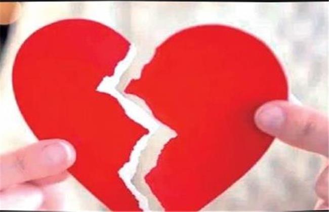 طلاق به خاطر توت فرنگی