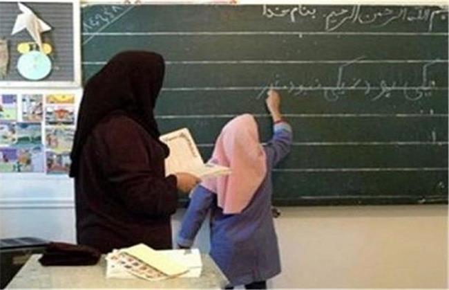 مرگ تلخ خانم معلم در کلاس درس