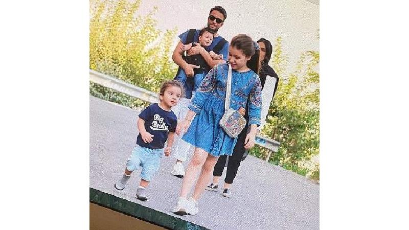 خوشبختیهای پدرانه بنیامین بهادری؛ خواننده محبوب پاپ