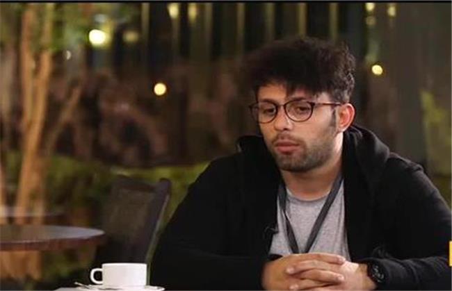 بیوگرافی کامل  سالار میرکریمی بازیگر نقش کافه چی در مسابقه بازیمون