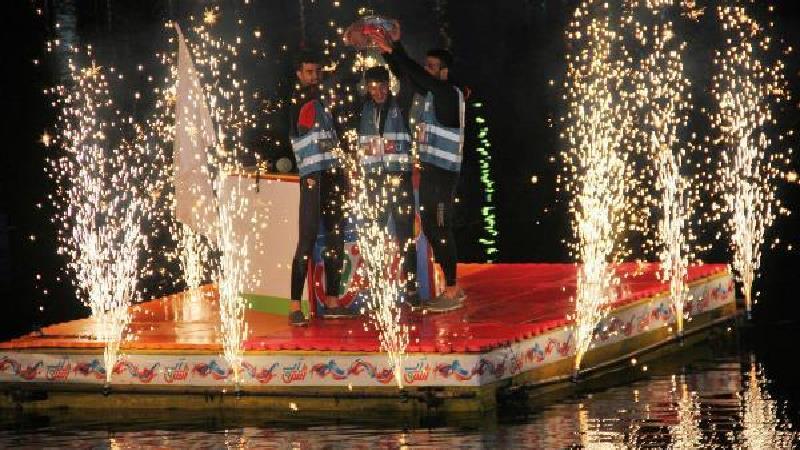معرفی کامل مسابقه آب و آتش که از شبکه نسیم پخش میشود