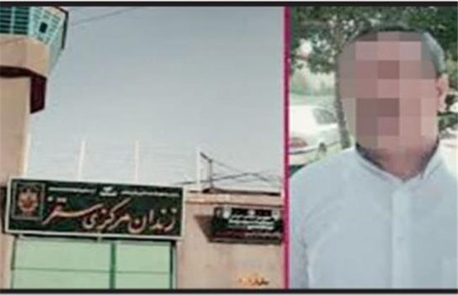 اعدام شروری که سردسته فراریان زندان سقز بود