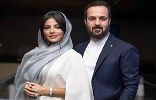 دلنوشتههای احمد مهرانفر و مونا فائزپور به مناسبت تولد پسرشان