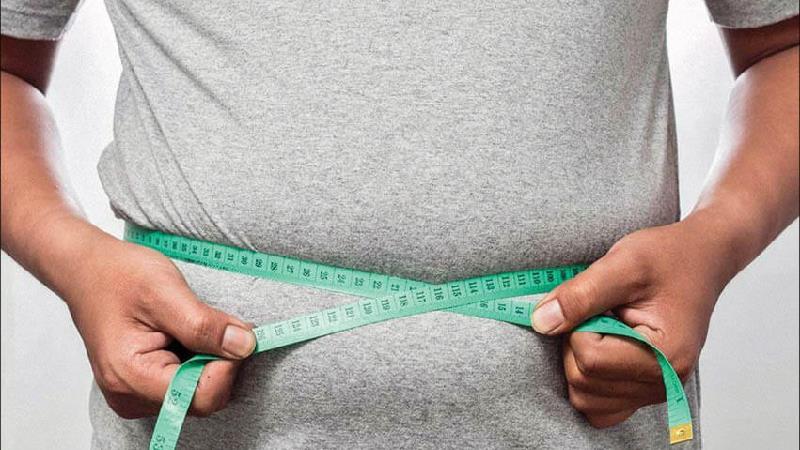 8 دلیل برای از بین نرفتن چربی شکمی