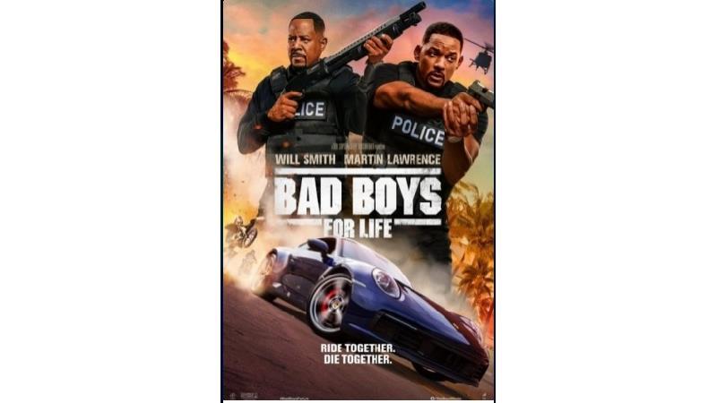 دانلود فیلم پسران بد تا ابد با دوبله فارسی