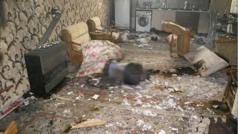 جنایت وحشتناک در خانه ویلایی