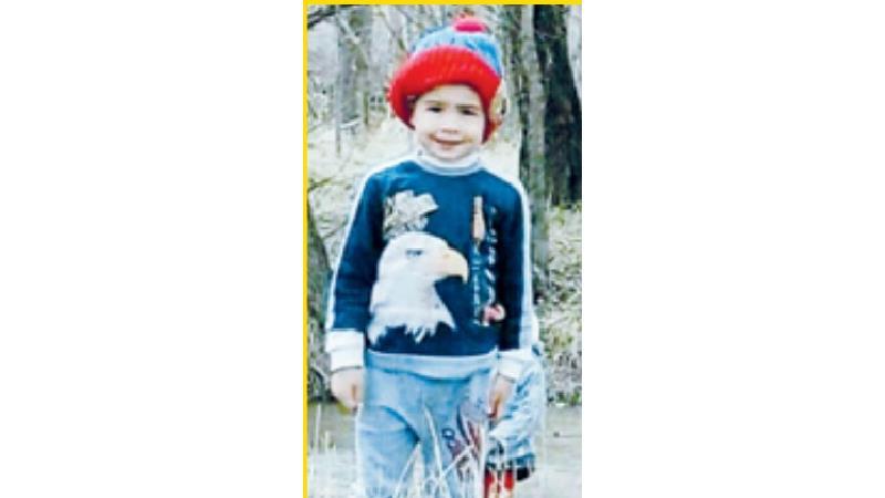 این کودک 3 سال است ناپدید شده
