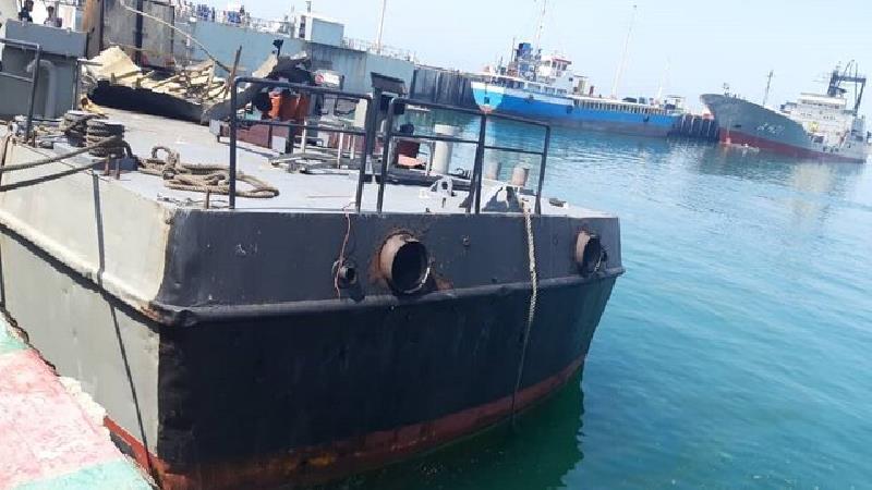 19 شهید در حادثه شناور کنارک