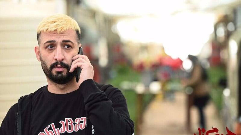 بیوگرافی حسین امیدی بازیگر نقش سامان در سریال هم گناه