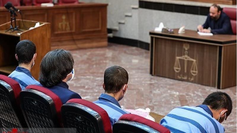 محاکمه عاملان قتل موبایل فروش اسلامشهری