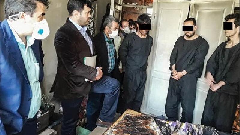 پشت پرده قتل زوج میانسال درخانه ویلایی