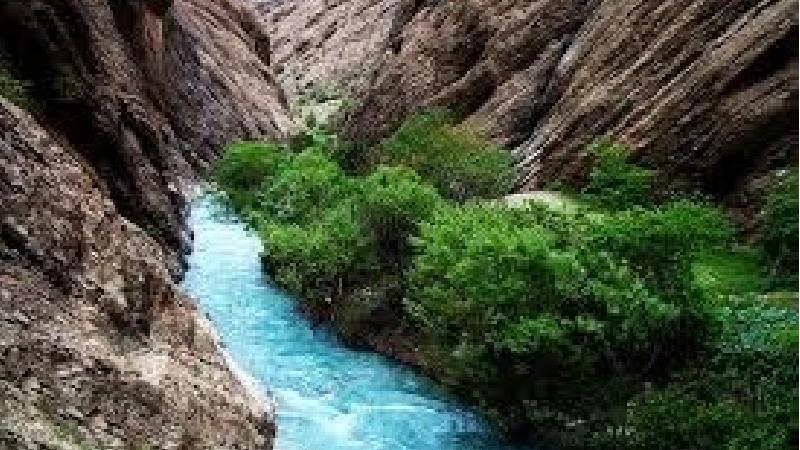 دره نی گا در کجا واقع شده است و چگونه باید برویم