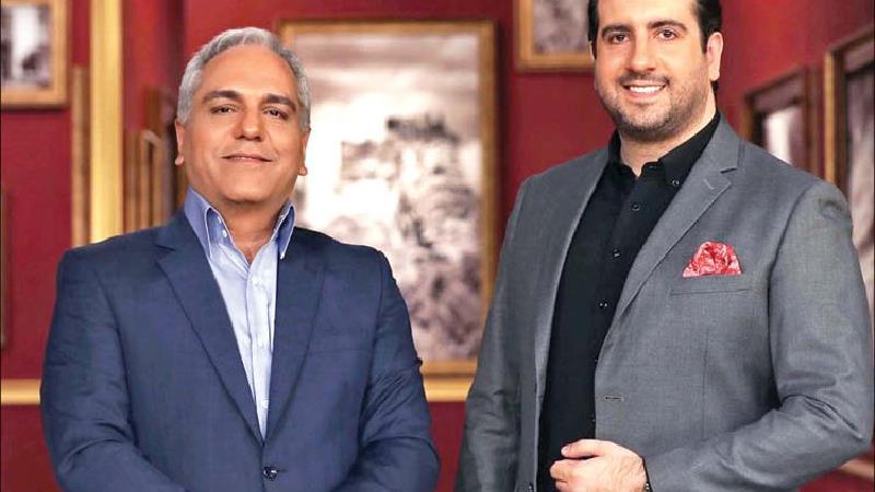 جوابهای تند و تیز امید حاجیلی به مهران مدیری