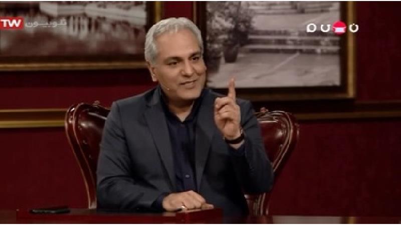 ماجرای بامزه اسب سواری مهران مدیری