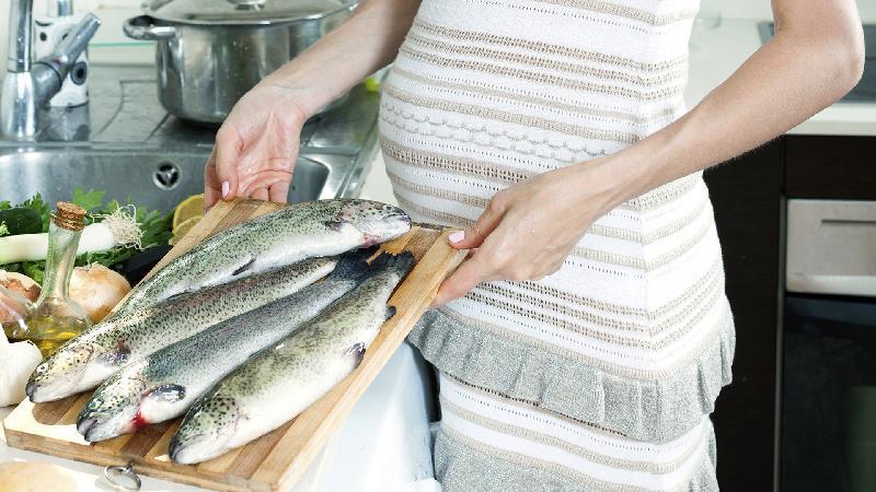 غذاهای دریایی در دوران بارداری چه فایدهها و ضررهایی دارد