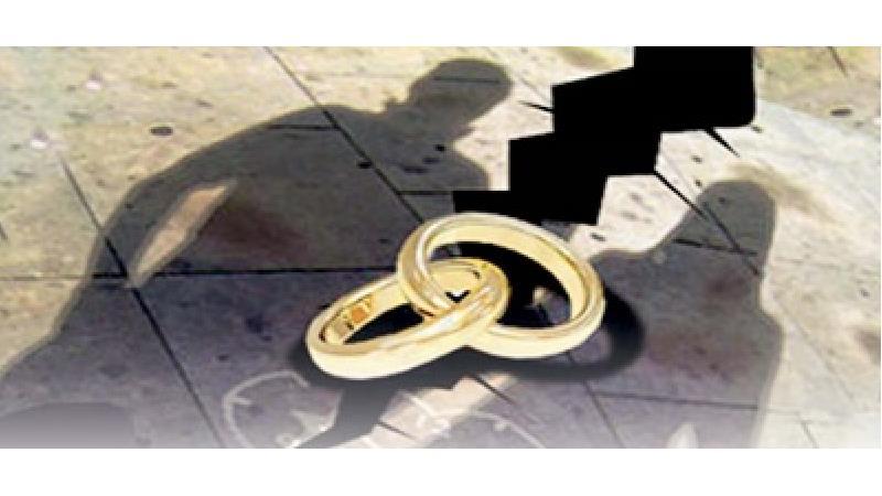 درخواست طلاق بعد از افشای راز تازه داماد