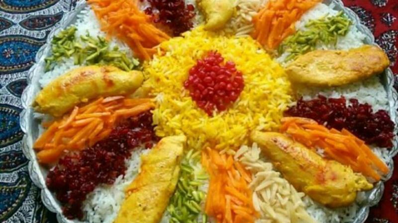 طرز تهیه گام به گام خلال پلوی دامغانی، یک غذای سنتی متفاوت