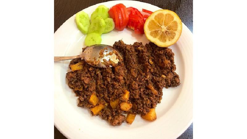 طرز تهیه واویشکا، یک غذای گیلانی آسان با گوشت چرخ کرده