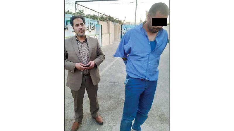 اعترافات مردی که با چاقو به 4 عضو یک خانواده حمله کرد