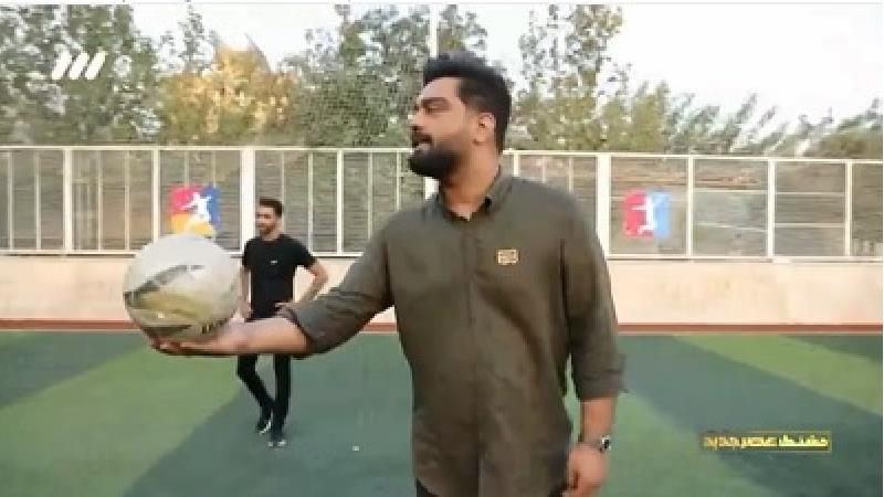 فیلمی دیدنی از فوتبال بازی کردن استعدادهای برتر عصر جدید