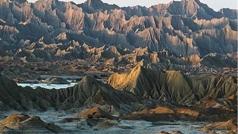 کوه های مریخی چابهار؛ همه آنچه باید بدانید + تصاویر