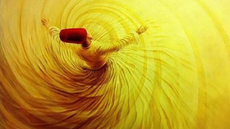 غزلی از دیوان شمس؛ مهمان شاهم هر شبی بر خوان احسان و وفا