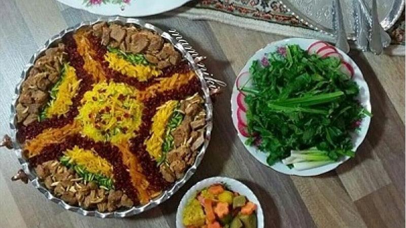 قیمه نثار قزوین خوشمزه تر از همیشه با این دستور پخت
