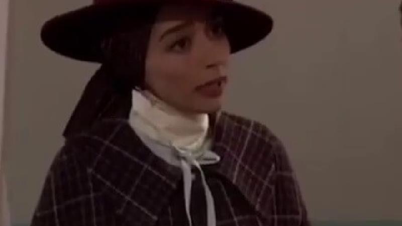آیا سرهنگ سپنتا در سریال بوم و بانو عاشق مرجان شده و با او ازدواج میکند