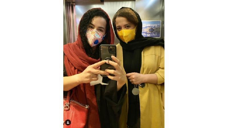 نوشته خواهرانه ملیکا شریفی نیا برای مهراوه