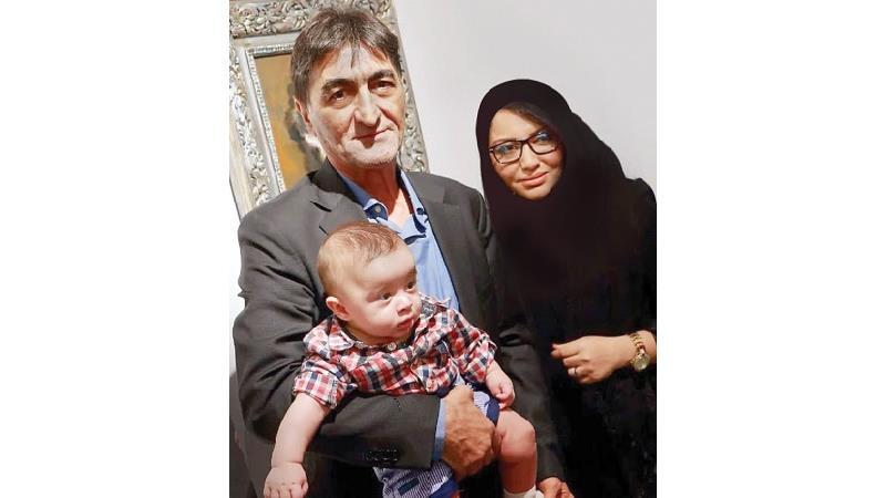 گفت و گو با همسر ناصر محمدخانی درباره زندگی اش، ماجرای لاله و شهلا جاهد