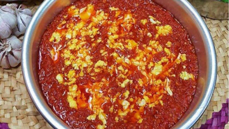 خورش گوجه فرنگی گیلانی؛ طرز تهیه و دستور پخت