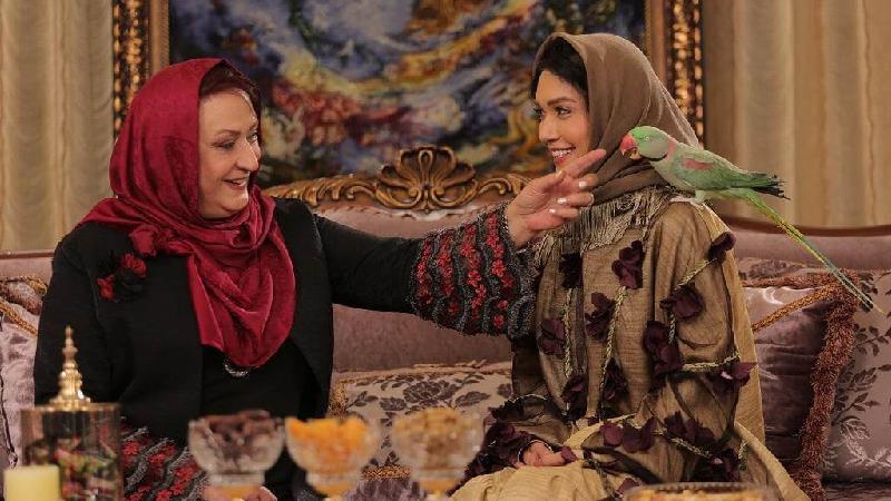 ماجرای تشییع جنازه خانم بازیگر از زبان خودش در شام ایرانی