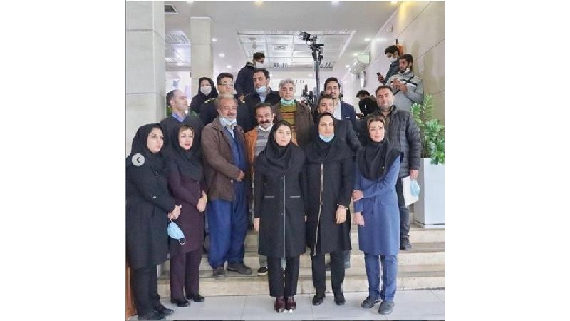 عکس های جدید و دیدنی از فصل سوم سریال نون-خ