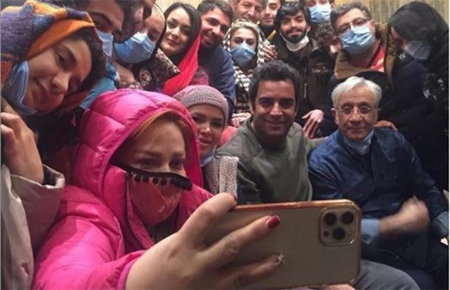 دل تنگی بهاره رهنما به خاطر پایان کار در سریال گیسو