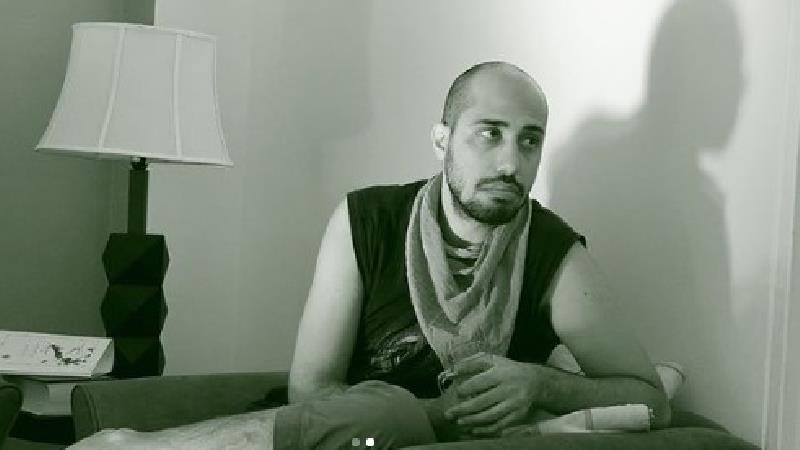امیرحسین طاهری بازیگر نقش کریم در سریال باخانمان کیست