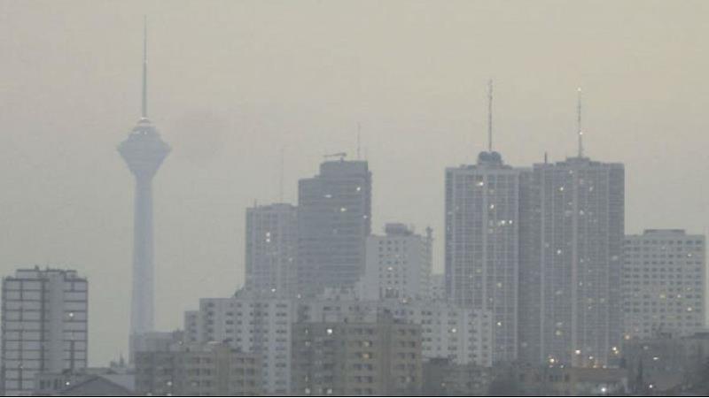 تاثیر آلودگی هوا بر افزایش مبتلایان به کرونا