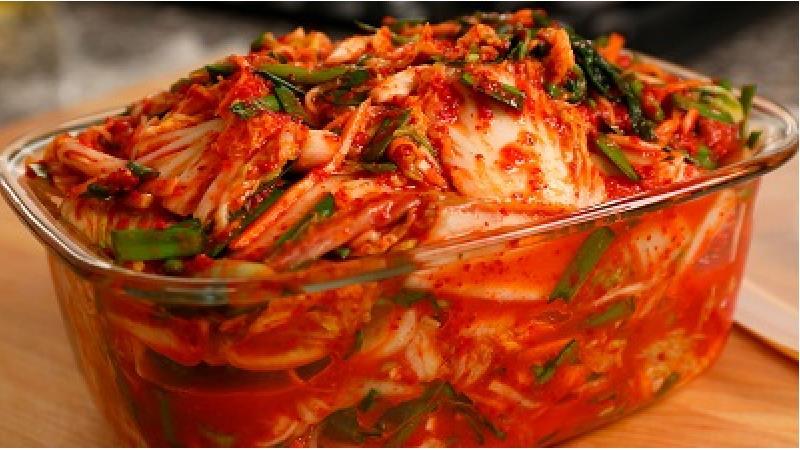 غذای کره ای کیمچی را چه طور درست کنیم