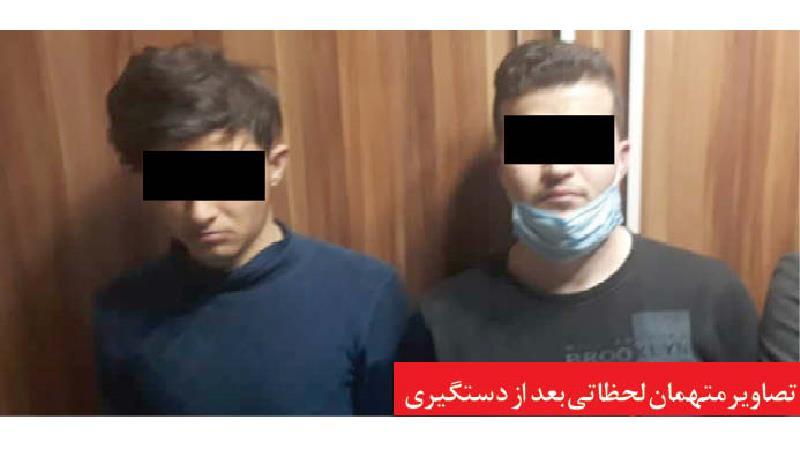 همدستی 2 برادر در قتل مادر