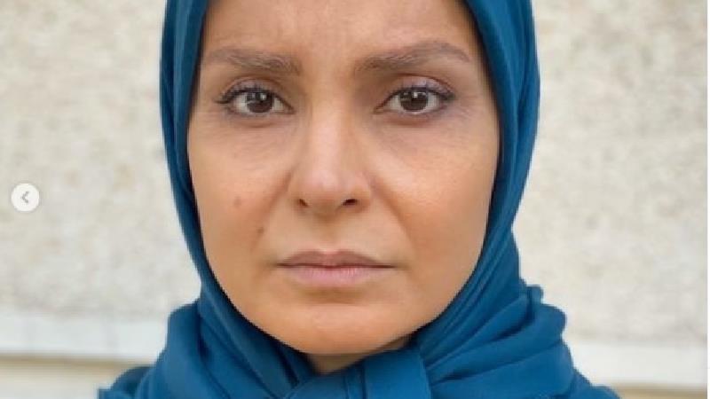 مهدیه نساج از بازی در نقش مریم در سریال بیگانه ای با من است می گوید