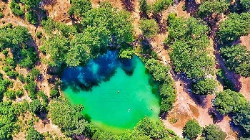 چشمه گل رامیان؛ از آدرس تا ویژگی ها و عمق دریاچه