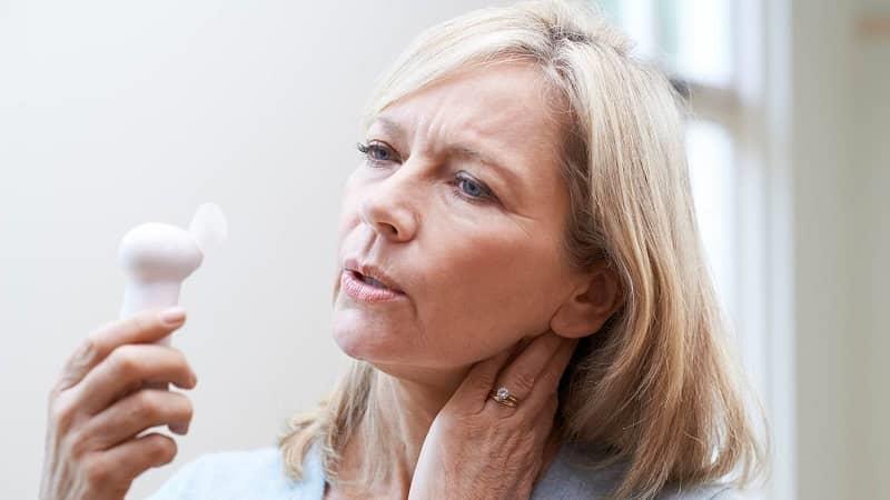 درمان خانگی گرگرفتگی در زنان چگونه است