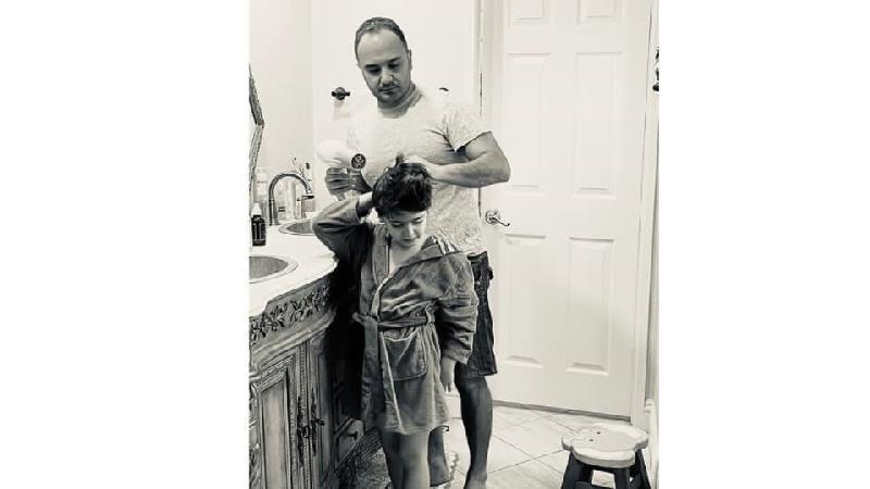 ببینید: پدران سلبریتی در کنار فرزندان