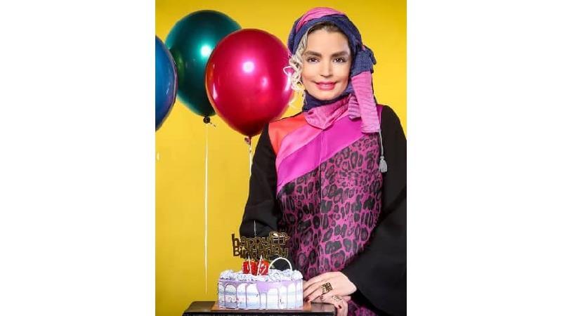 عکس های جشن تولد سپیده خداوردی